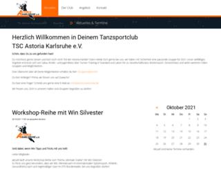 astoria-karlsruhe.de screenshot