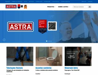 astra-sa.com.br screenshot