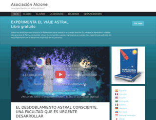 astral-projection.info screenshot