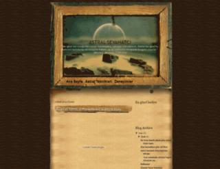 astralseyahatci.blogspot.com.tr screenshot