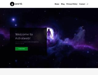 astralweb.org screenshot