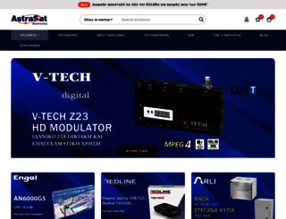 astrasat.gr screenshot
