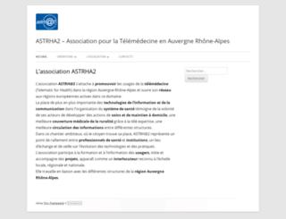 astrha.org screenshot