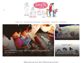 astridm.com screenshot