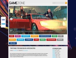 astro-press.de screenshot