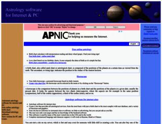 astro-software.com screenshot