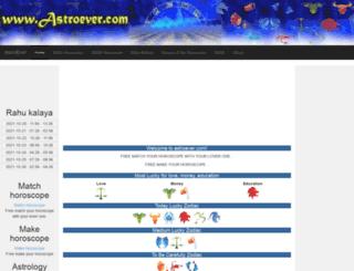 astrolak.com screenshot