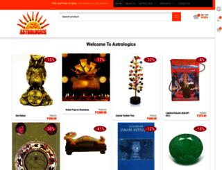 astrologics.in screenshot