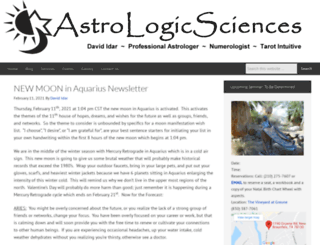 astrologicsciences.com screenshot