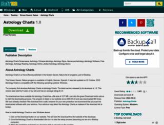 astrology-charts.soft112.com screenshot