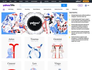 astrology.yahoo.com screenshot
