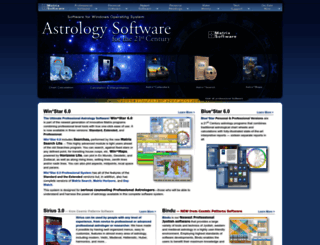 astrologysoftware.com screenshot