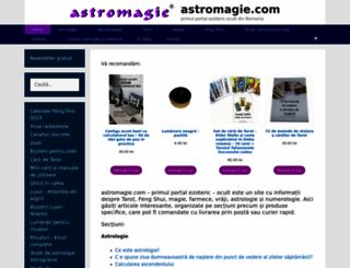 astromagie.com screenshot