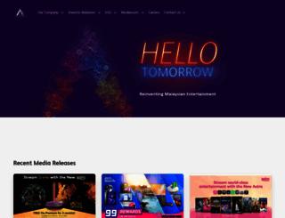 astromalaysia.com.my screenshot