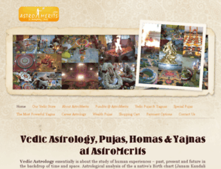 astromerits.com screenshot