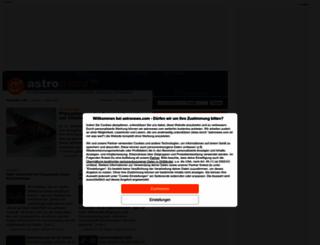 astronews.com screenshot