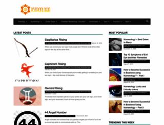 astronlogia.com screenshot