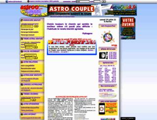 astroo.com screenshot