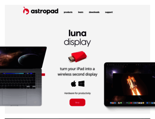 astropad.com screenshot