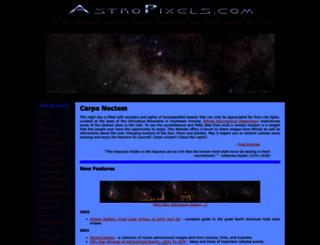 astropixels.com screenshot