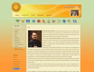 astrosai.net screenshot