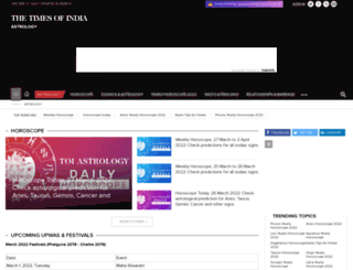 astrospeak.com screenshot