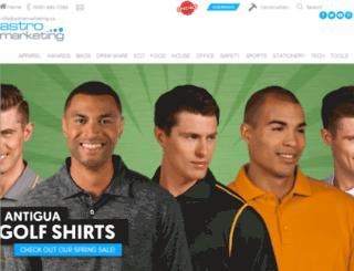 astrowear.ca screenshot