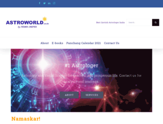 astroworld.co.in screenshot