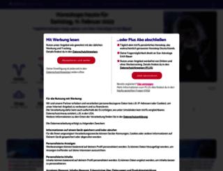 astroxcel.com screenshot
