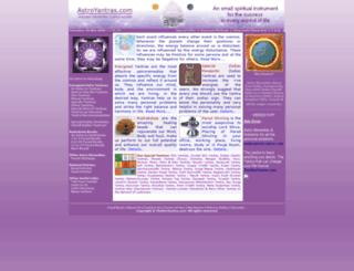 astroyantras.com screenshot