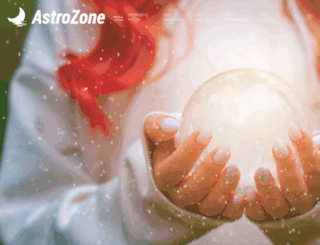 astrozone.com.au screenshot