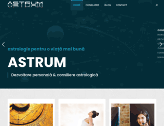 astrum.ro screenshot