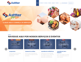 asttter.org.br screenshot