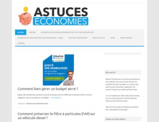 astuces-economies.fr screenshot