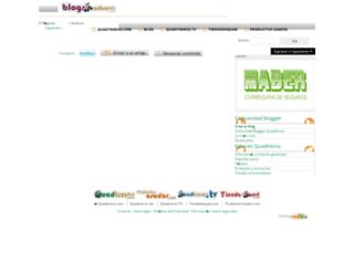 asturias.quadtreros.com screenshot