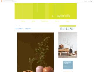 astylistslife.com screenshot