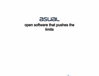 asual.com screenshot