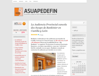 asuapedefin.wordpress.com screenshot