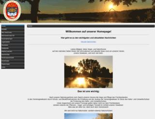 asv-woelfersheim.de screenshot