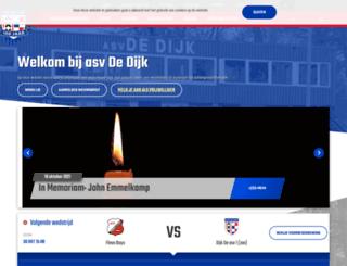 asvdedijk.nl screenshot