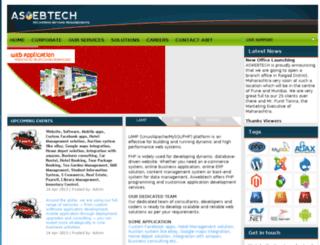 aswebtech.com screenshot