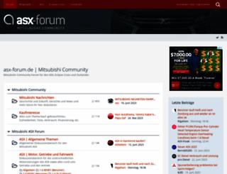 asx-forum.de screenshot