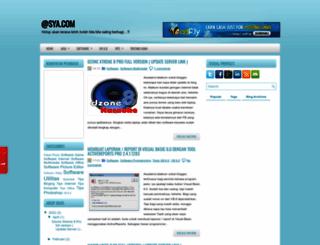 asyastudio.blogspot.com screenshot