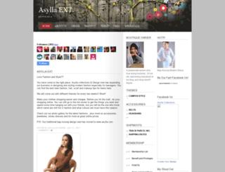 asyllaboutiqueonline.blogspot.com screenshot
