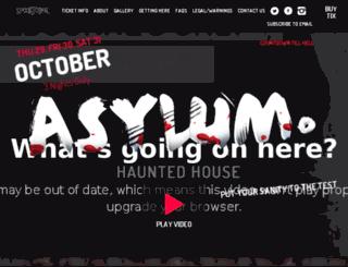asylum-4.myshopify.com screenshot