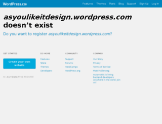 asyoulikeitdesign.ca screenshot