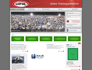 at-fussball.s2s.net screenshot