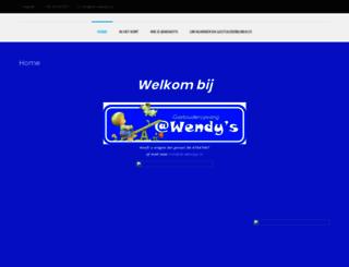 at-wendys.nl screenshot