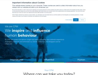 at.cpm-int.com screenshot