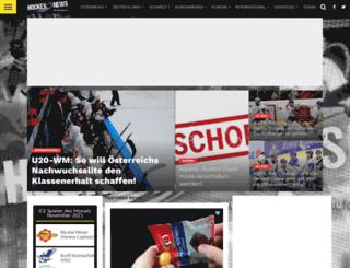 at.hockey-news.info screenshot